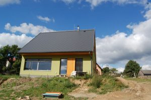 Domy Petříček | Výstavba nízkoenergetických a pasivních domů